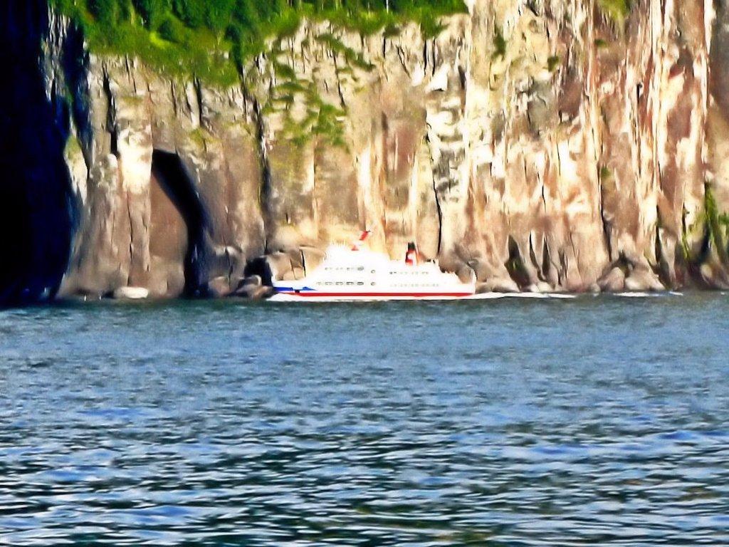 観光船オーロラ号