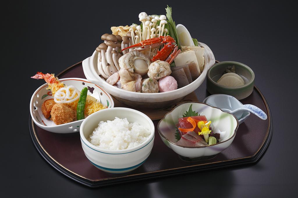 ちゃんこ鍋膳(イメージ)