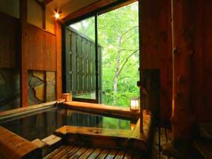 貸切露天風呂【檜の湯】