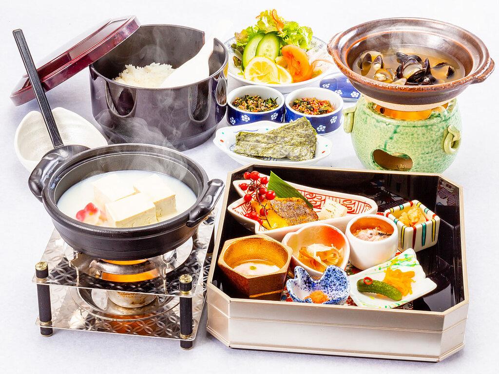 ■【朝食】和食