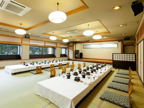 宴会場(和式のイメージ)