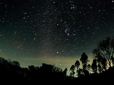 高原からの満点の星空をお楽しみに☆