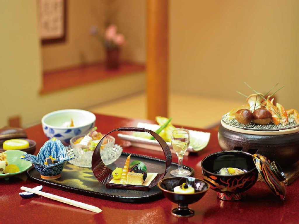 季節の懐石料理イメージ