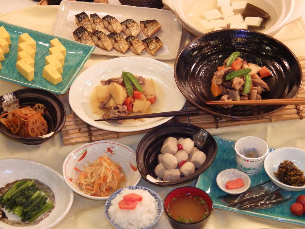 和食 (Japanese)