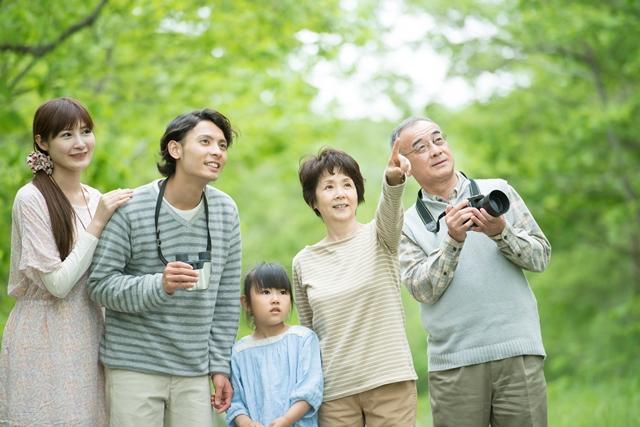 裏磐梯の豊かな自然で想い出の3世代旅行を