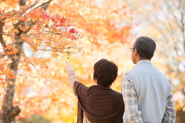 ご夫婦水入らずで過ごす 裏磐梯の紅葉旅行