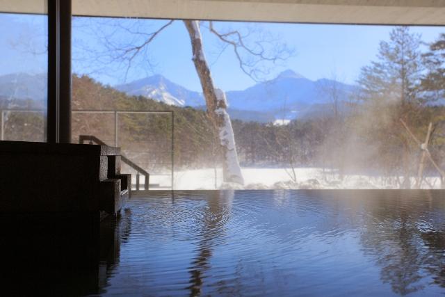 寒い冬こそ嬉しい、体の芯から温まる温泉旅へ。