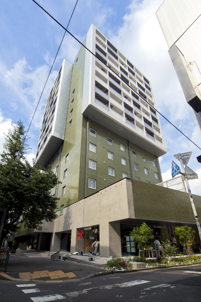 Hotel S building