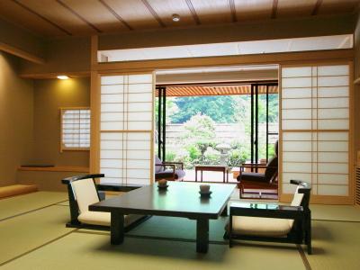 庭園・露天風呂付客室(本間10畳)