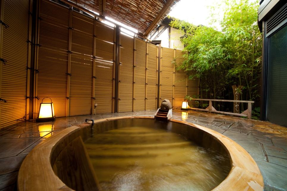 さらっとした優しい湯ざわりの単純泉