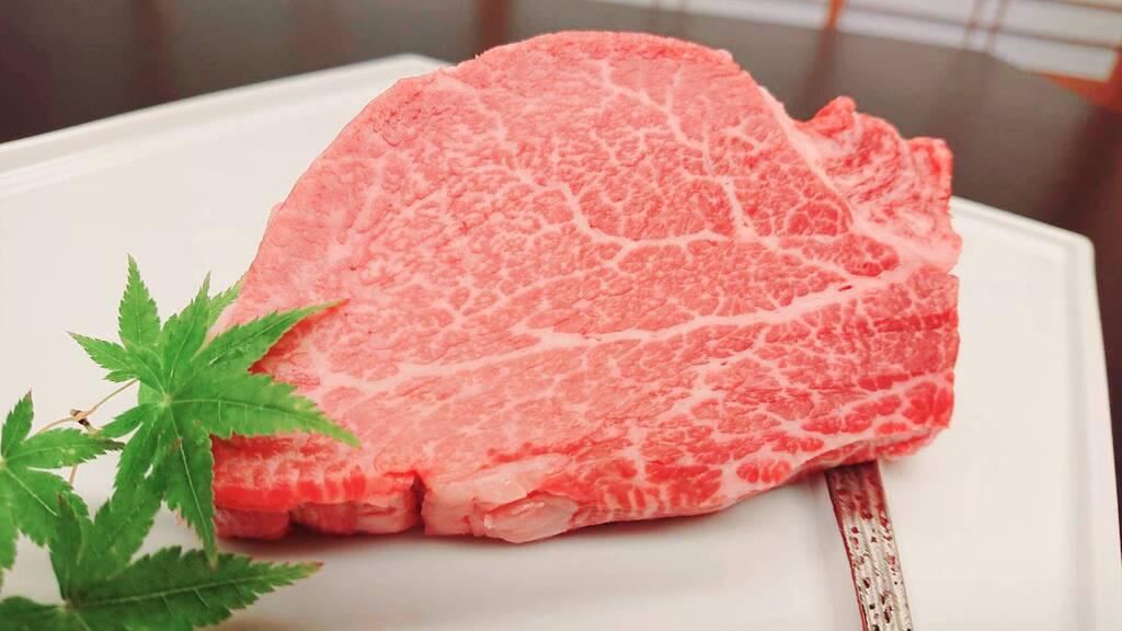 九州産黒毛和牛のヒレ肉