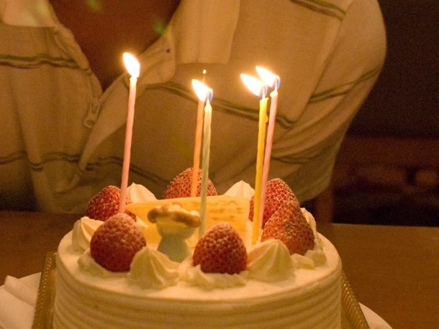記念日 ケーキ イメージ