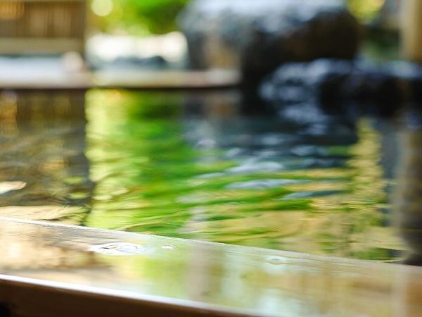 純和風温泉露天風呂