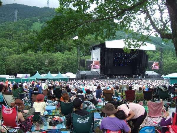 日本最大級のロックフェスティバル♪この夏フェスは行くしかないねっ!