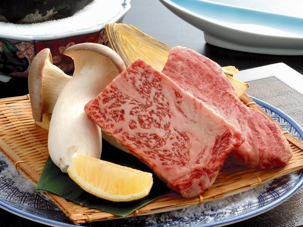 A5ランクにいがた和牛の希少部位。お好きな焼き加減でお召し上がりください。(イメージ)