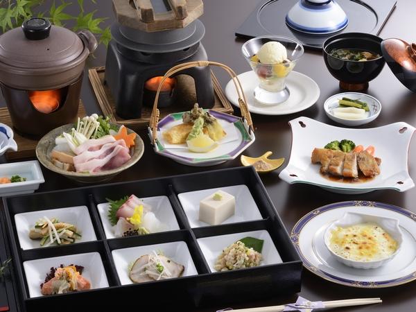 【御膳Dinner】ニューオータニならではの美味しいお料理をお楽しみください。(イメージ)
