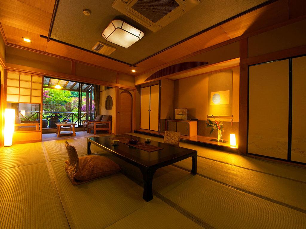 ◆露天風呂付き特別室 ◆‐つつじ‐