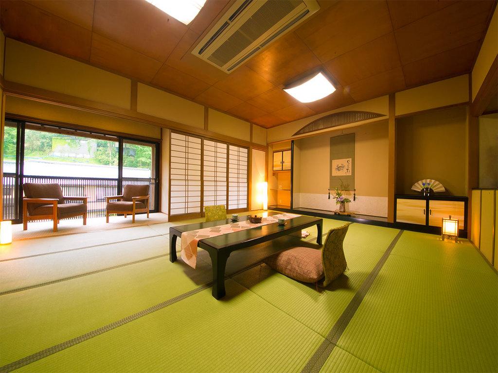 ◆露天風呂つき特別客室◆‐山茶花‐