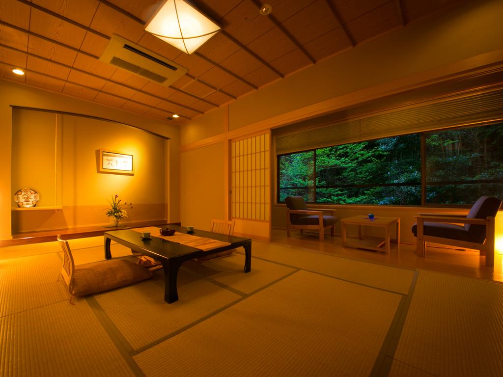 ◆露天風呂つき貴賓室 ◆ ‐せきれい‐