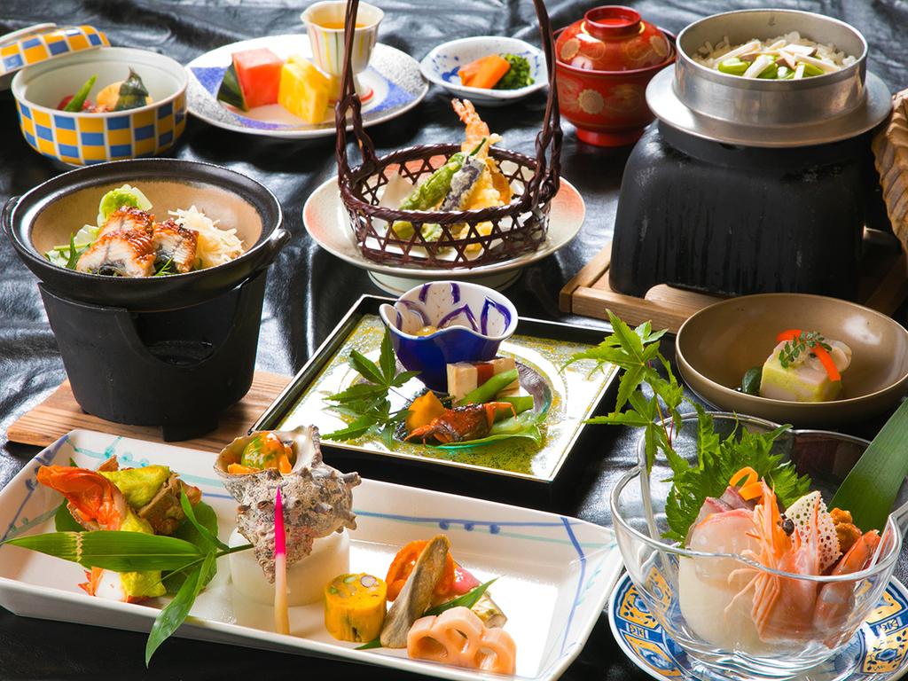 ◆料理グレードUP会席-海の幸メイン-◆