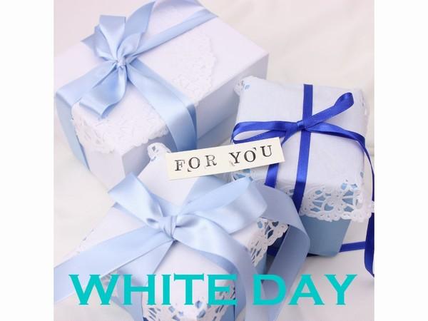 white Day♪