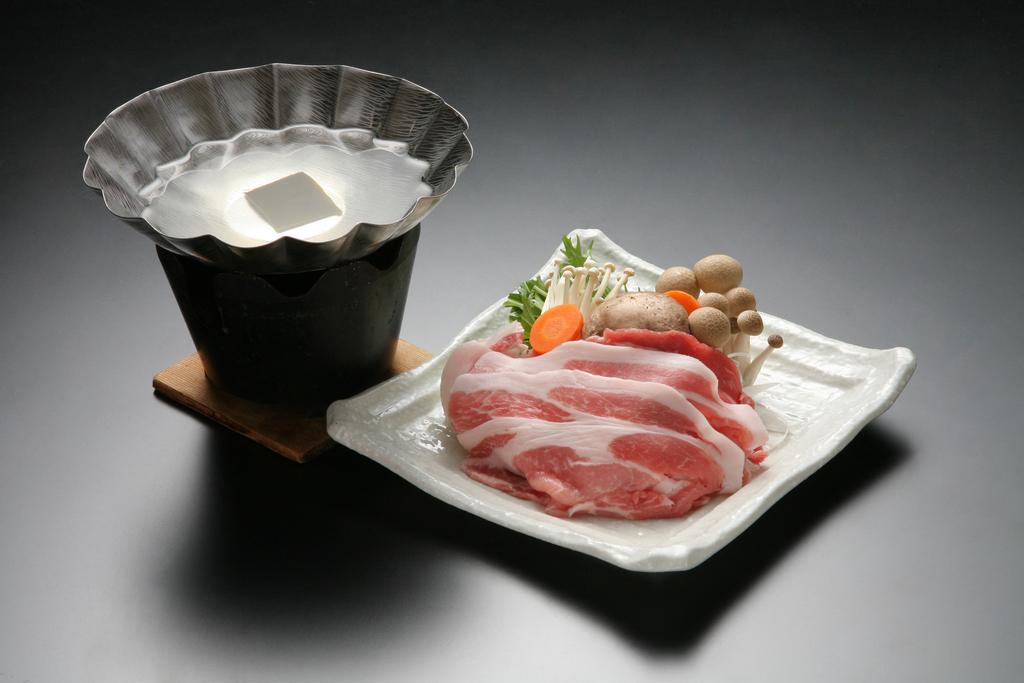 「甲州信玄豚しゃぶ」お料理イメージ