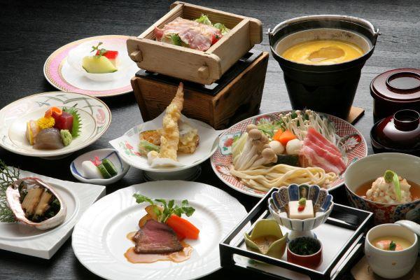 ご夕食一例(宝刀鍋)