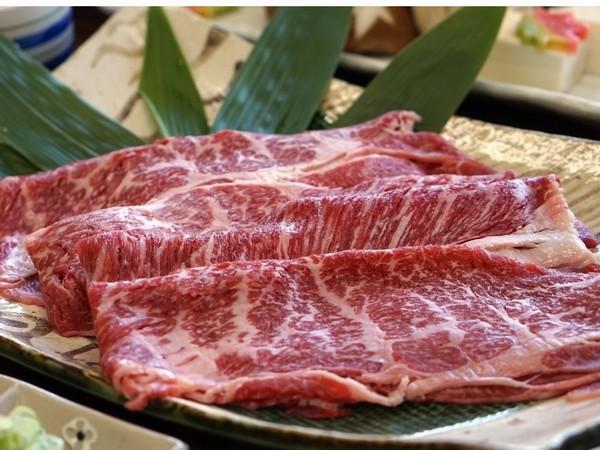 自家牧場産あか牛肉(例)
