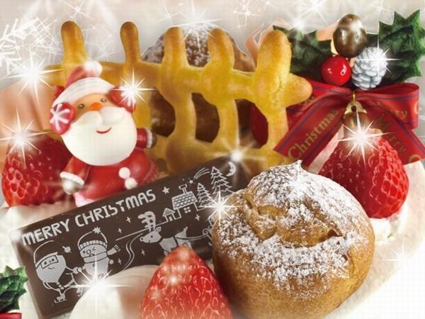 クリスマスプラン用ケーキ(例)