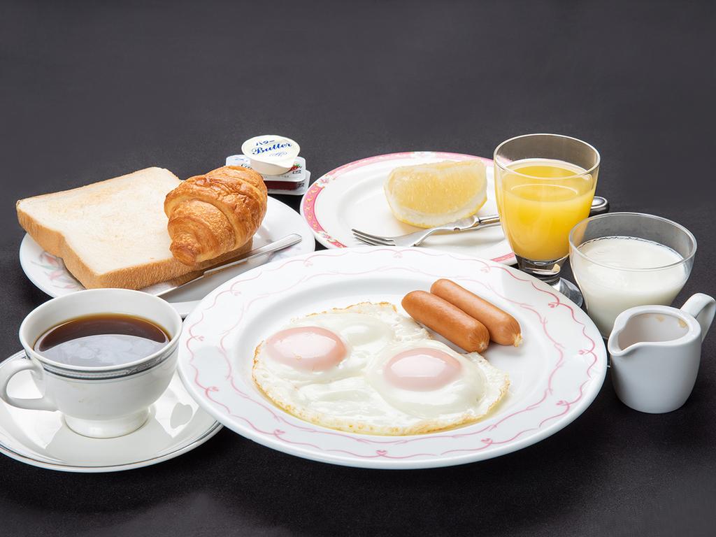 *【洋朝食(例)】