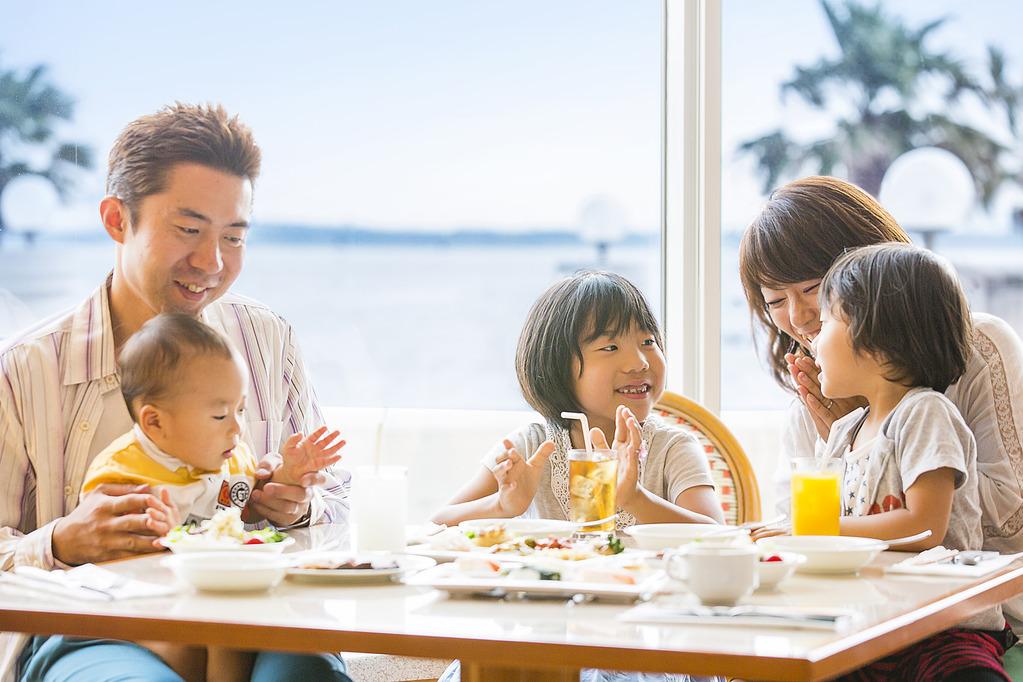レストランでのご朝食 ※イメージ