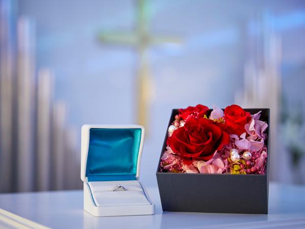 一生の思い出に残るサプライズプロポーズを。(イメージ)
