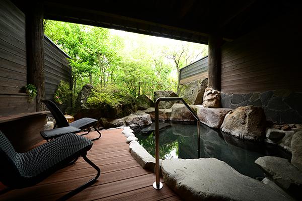 大浴場「女湯」露天風呂