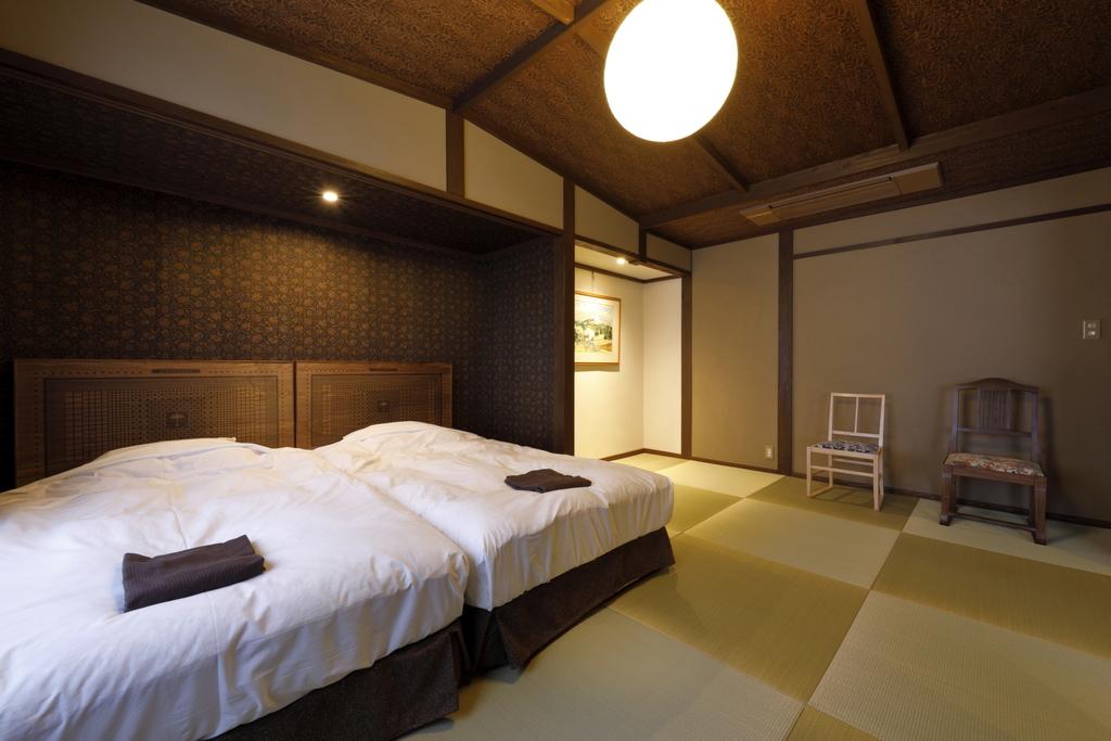本館和室(寝室)