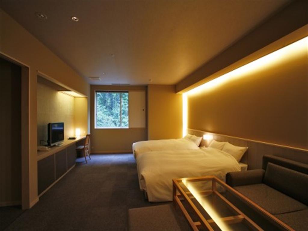 檜内風呂付き客室 45平米