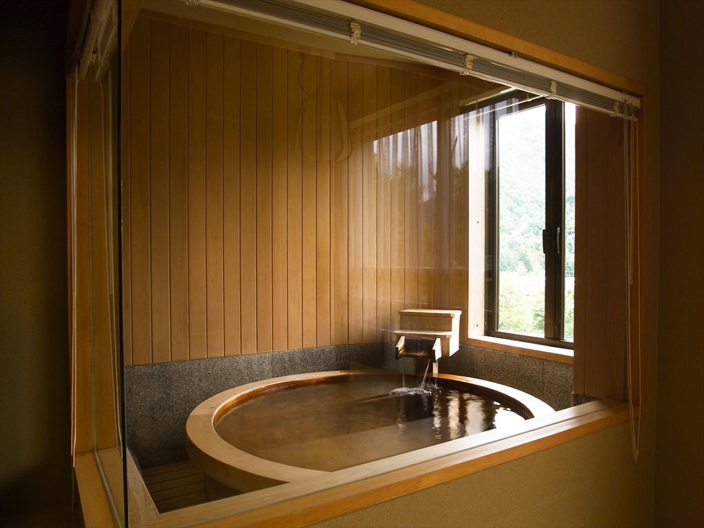 展望風呂付き客室 45平米 717号室