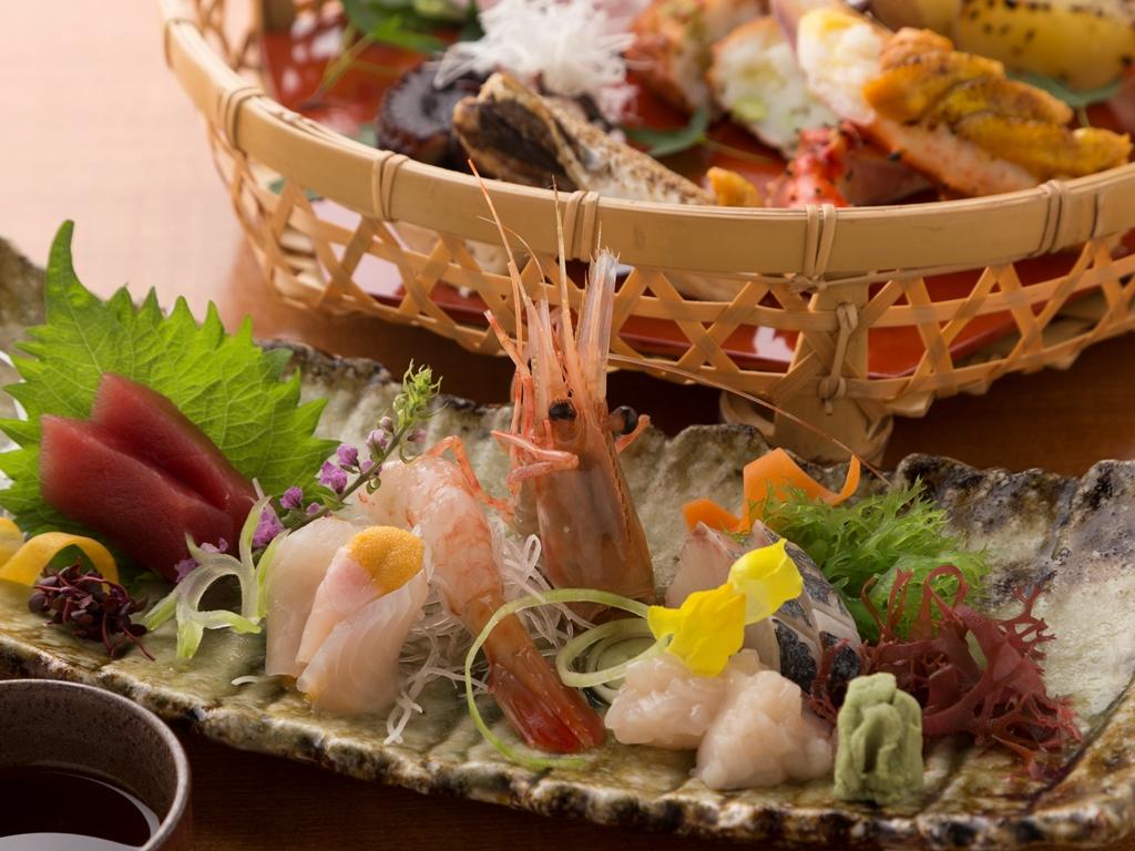 炭火食事処「桑乃木」のお料理イメージ