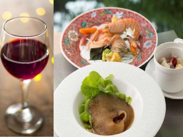 【お食事×ワイン】お客様のご希望のシーンでワインをご用意いたします。