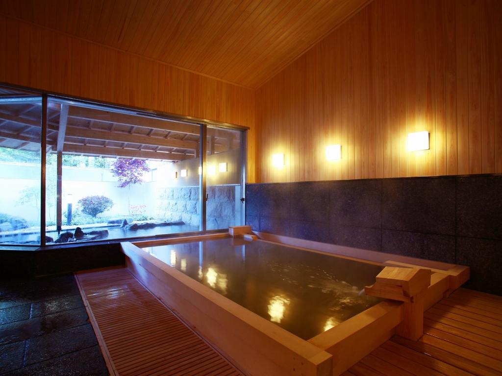 大浴場(桧の湯)