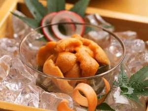 道産ウニは濃厚な甘みと、とろける食感がたまりません(写真はイメージです)。