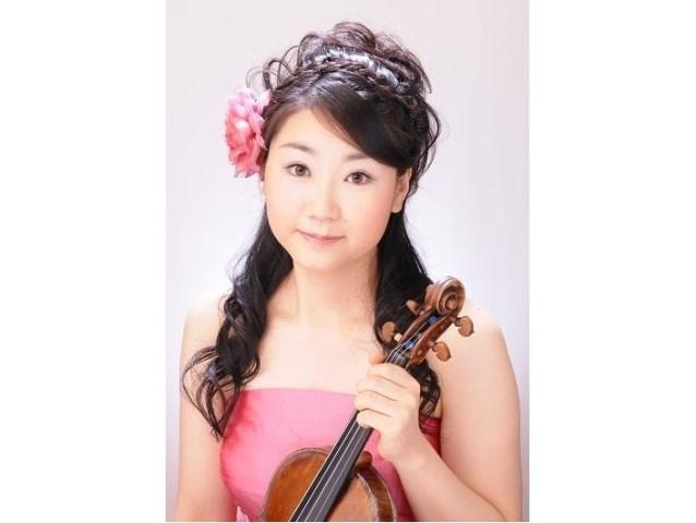 10/29(日)に、「能登谷安紀子 ヴァイオリンで奏でる秋の調べ」を開催
