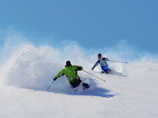 【周辺観光】〜冬〜<札幌国際スキー場>定山渓から40分。初心者から上級者まで楽しめます