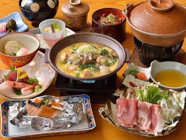 【3〜5月 春の宴会膳】基本膳