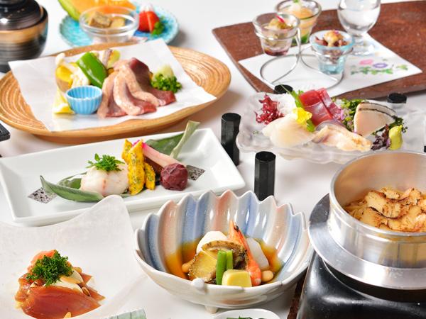 春の特別膳【5-6月 爽やぎ】