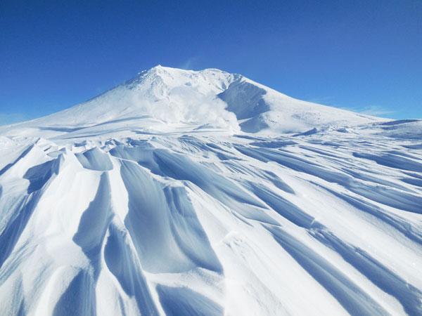 旭岳ならではの雪景色の春を楽しもう!