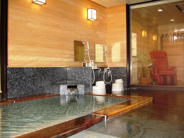 【貸切風呂】ご夫婦・カップル・ご家族で、気兼ねなくお寛ぎください。