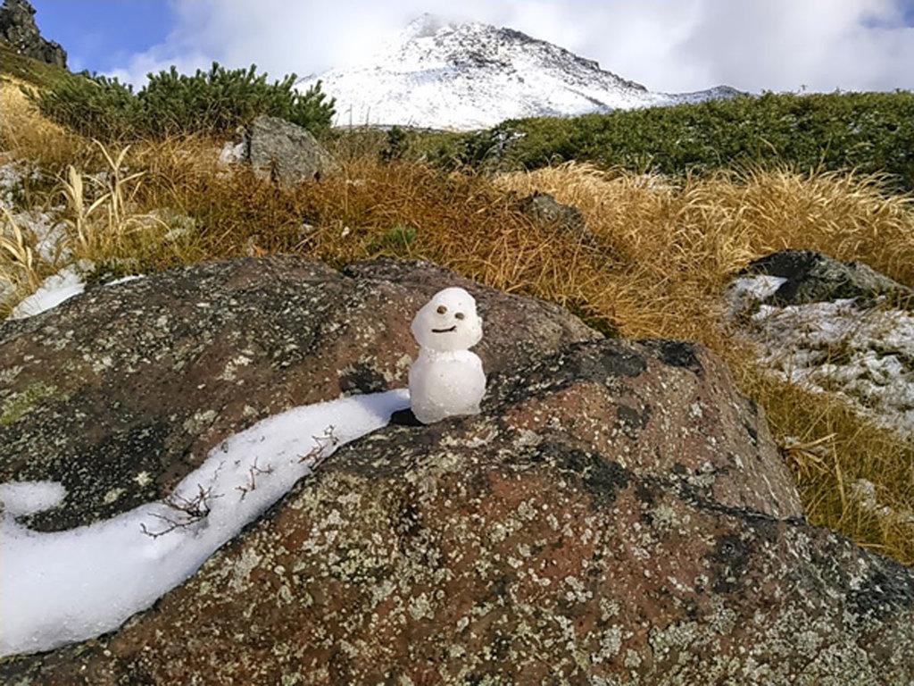 旭岳ならではの景色にきっと出会える♪