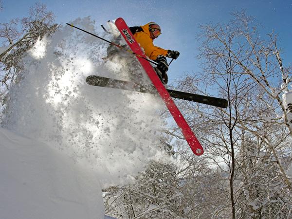 旭岳ロープウェイ・スキーコース