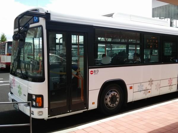 旭川駅、旭川空港から旭岳温泉へはいで湯号を利用しよう