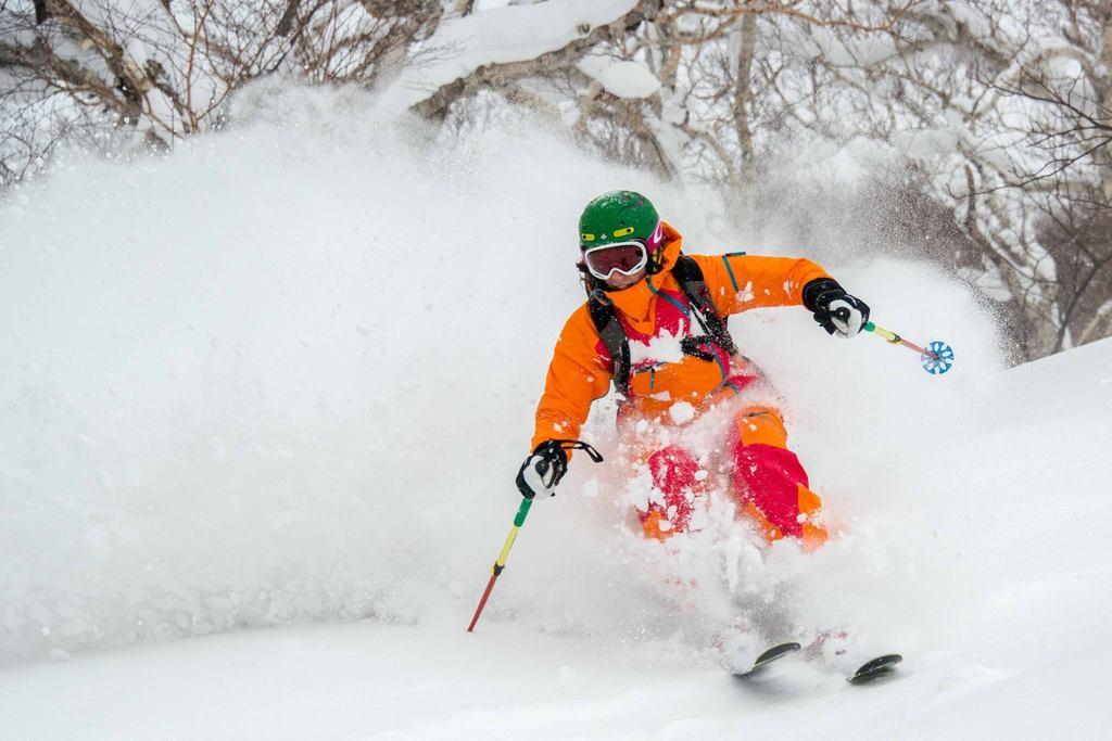 旭岳のパウダースノーは、世界中のスキーヤーを魅了!